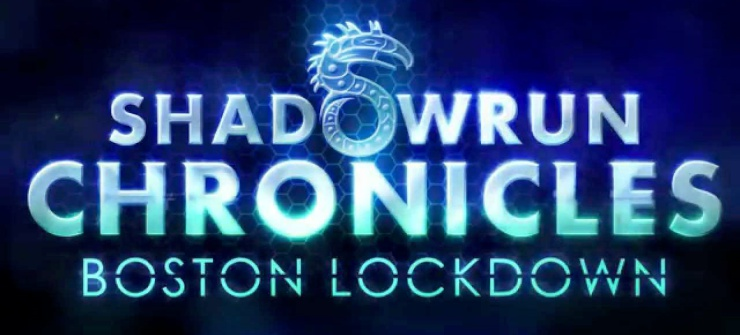 Shadowrun Chronicles: Boston Lockout