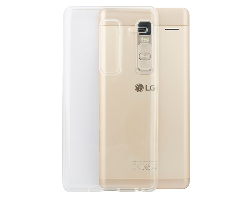 Transparent Cover LG Zero