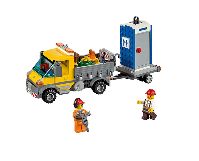 60073 Service Truck Lego