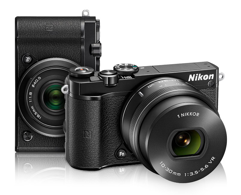 Nikon J5 Kit 10-30mm Black