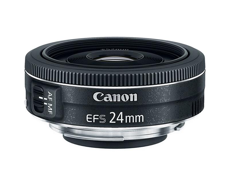 Canon Lens 24MM 2.8 STM