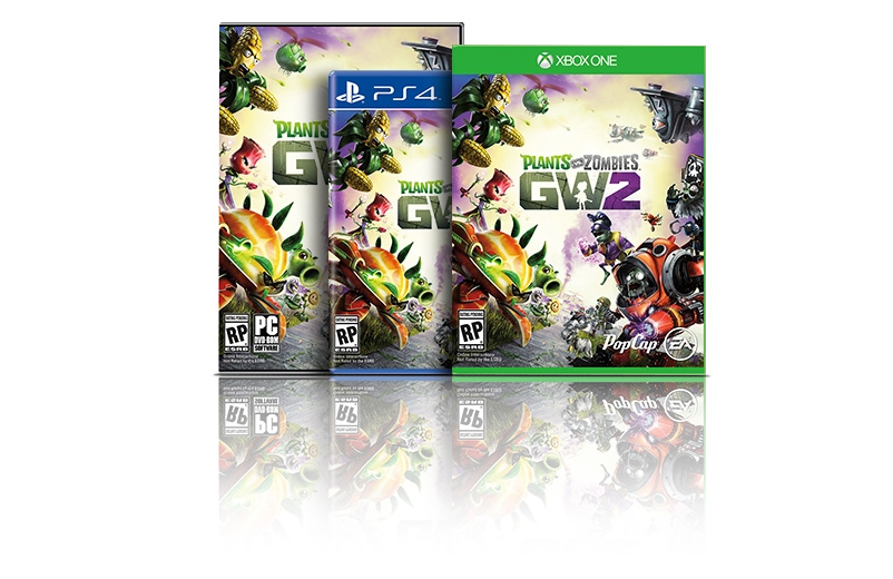 2437821 Plants Vs Zombies Garden Warfare 2