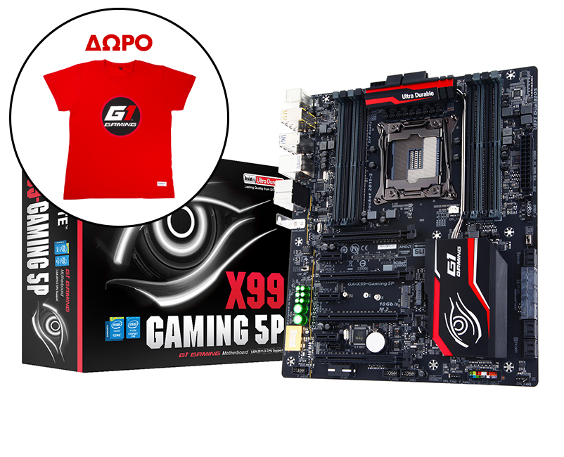 Motherboard-Gigabyte-X99-Gaming-5P