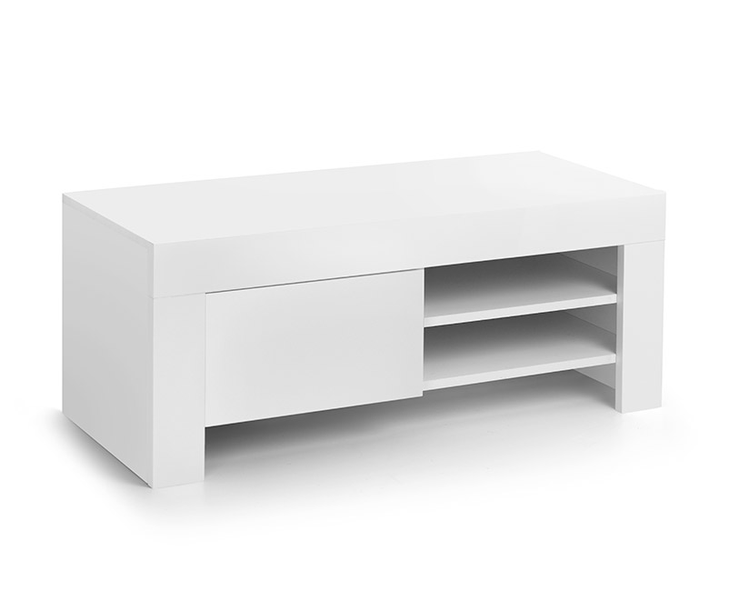 Oda TV table White