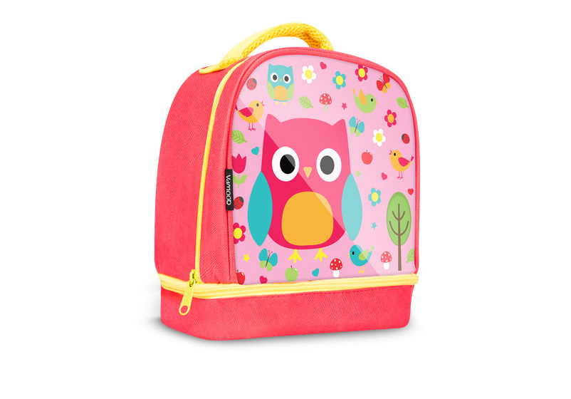 Goomby lunch bag owl