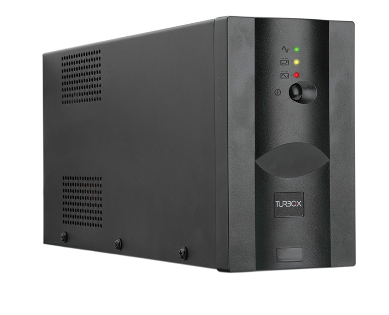 Turbo-X UPS 850 VA Line Interactive Led