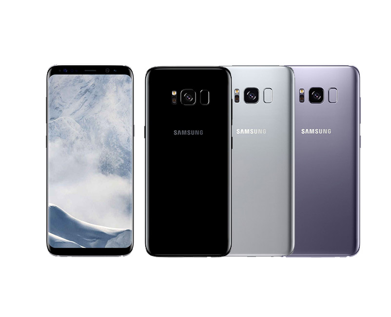 Samsung Galaxy S7 edge white