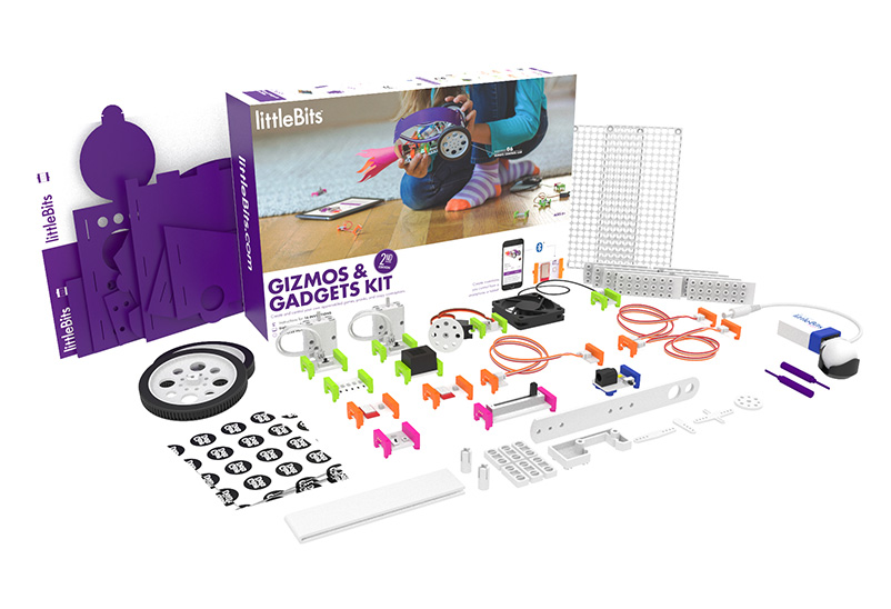 littleBits Gizmos Gadgets Kit 2nd Edition