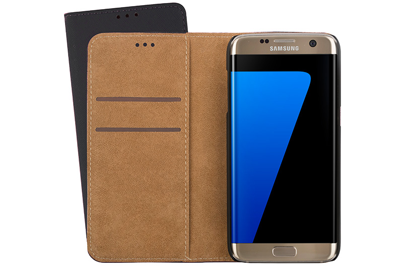 Θήκη Sentio Book Cover για samsung Galaxy S7 Edge
