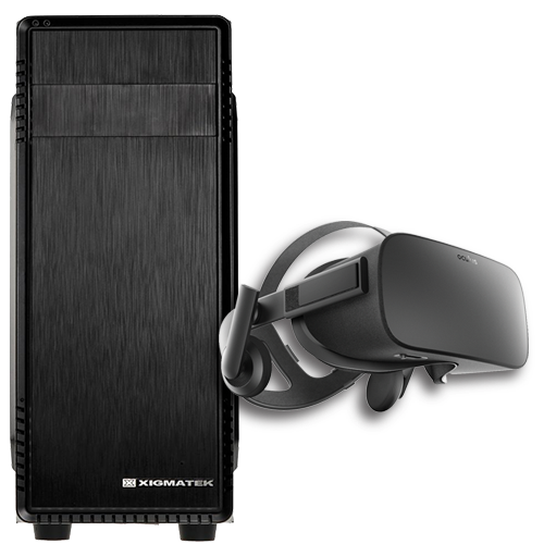 Oculus Ready Desktops