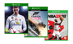 XBOX One S games