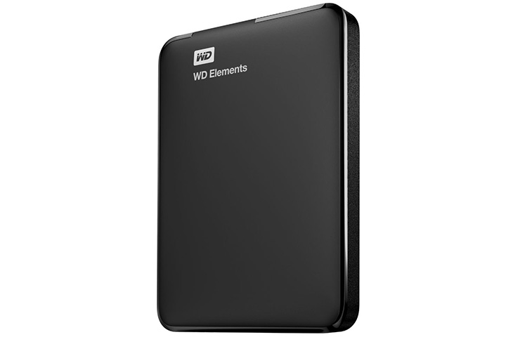 WD HDD EXT.2TB Elements USB3.0 2.5''