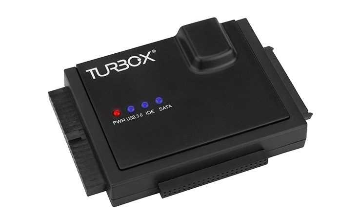 "Adapter 2.5""/3.5"" Sata/IDE Turbo-X σε USB 3.0"