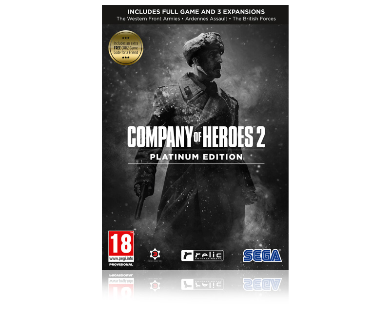Company of heroes Platinum edition