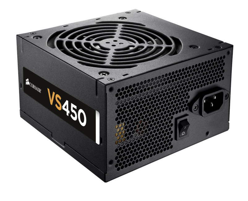 Corsair PSU VS Series 450 W 80 White VS450