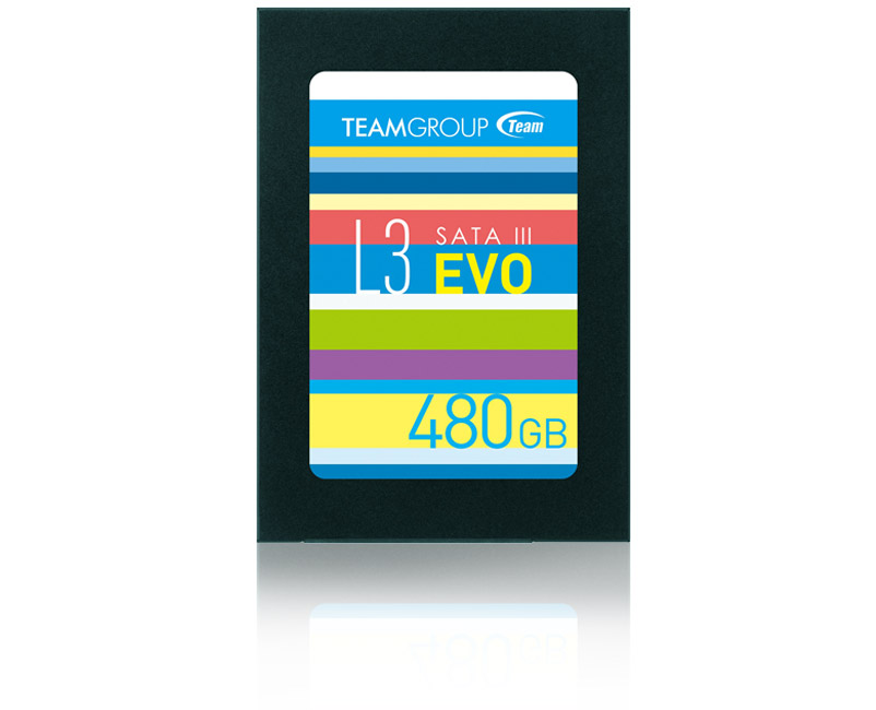 Team group evo 480GB