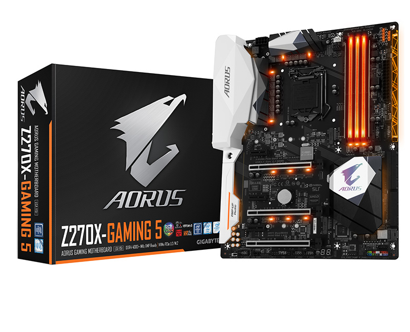 Motherboard Gigabyte Z270X-Ultra Gaming 1151