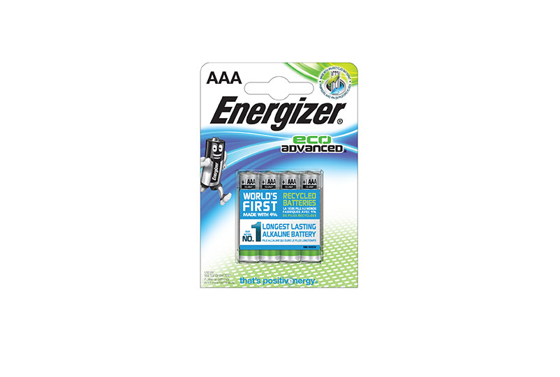 Energizer Eco Advanced AAA