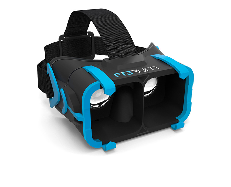 Fibrum VR Glasses