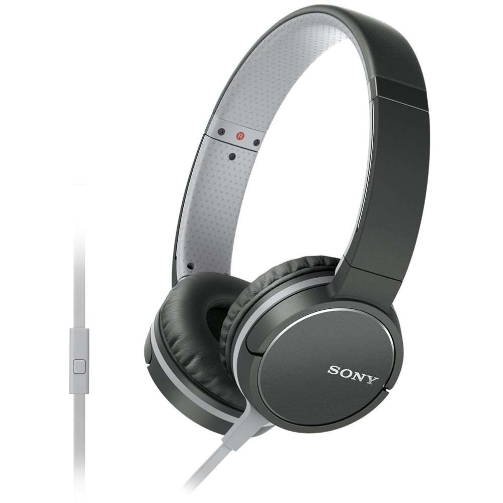Sony Headphones ZX660APBlack