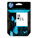 HP Μελάνι HP 15 Small Black 1011286