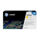 HP Toner HP 504A Yellow 1193562