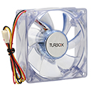 Turbo-X FAN 80mm Blue 1682881