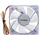 Turbo-X FAN 80mm Blue 1682881_1