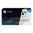 HP Toner 646X Black CE264X 1686216