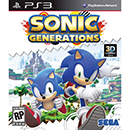 Sega Sega Sonic Generations  PS3 1722212