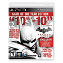 Warner Warner Batman Arkham City GOTY PS3 1821458