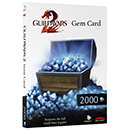 Ncsoft Gem Card Guild Wars 2 1826220