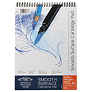 Winsor & Newton Μπλοκ Smooth Surface Sketch A4 196983