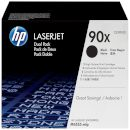 HP Toner HP 90X Black Dual pack 2127520