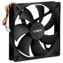 Turbo-X Fan 140mm Black 2137356