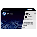 HP Toner HP 29X Black 218030