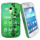 Sentio Θήκη Sentio Back Cover για Galaxy Trend Plus Cafeine Owl 2212439