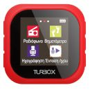 Turbo-X Turbo-X MP4 Dromeas 8 GB Κόκκινο 2363534_4