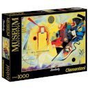 "Clementoni Puzzle ""Yellow-Red-Blue"" 1000 τεμ. 2395193"