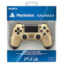 Sony PS4 Dualshock 4 Gold Wireless Controller 2400413