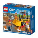 LEGO 60072 Demolition Starter Set 2435926