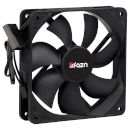 Fazn Fan 80mm Black 2457792