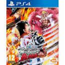 Namco Namco One Piece Burning Blood Playstation 4 2538717