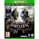 Warner Warner Batman Arkham Knight GOTYEdition GOTYEdition Xbox One 2550857