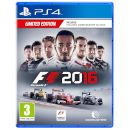 Codemasters Codemasters Formula 1 2016 D1 Edition Playstation 4 2556200