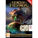 Riot Games League of Legends 3250 RP 20 EUR Card 2581914