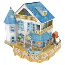 "CubicFun 3D Puzzle ""Rural Villa Dollhouse"" (Led) 132 τμχ 2597128_2"
