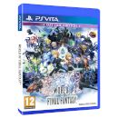 Square Enix Square Enix World Of Final Fantasy  D1 Edition PS Vita 2605023_1
