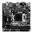 MSI MSI Motherboard H110I Pro (H110/1151/DDR4) 2631091_3