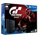 Sony Sony Playstation 4 Slim 1 TB + 2nd Dualshock + Gran Turismo Sport + That's You 2750058